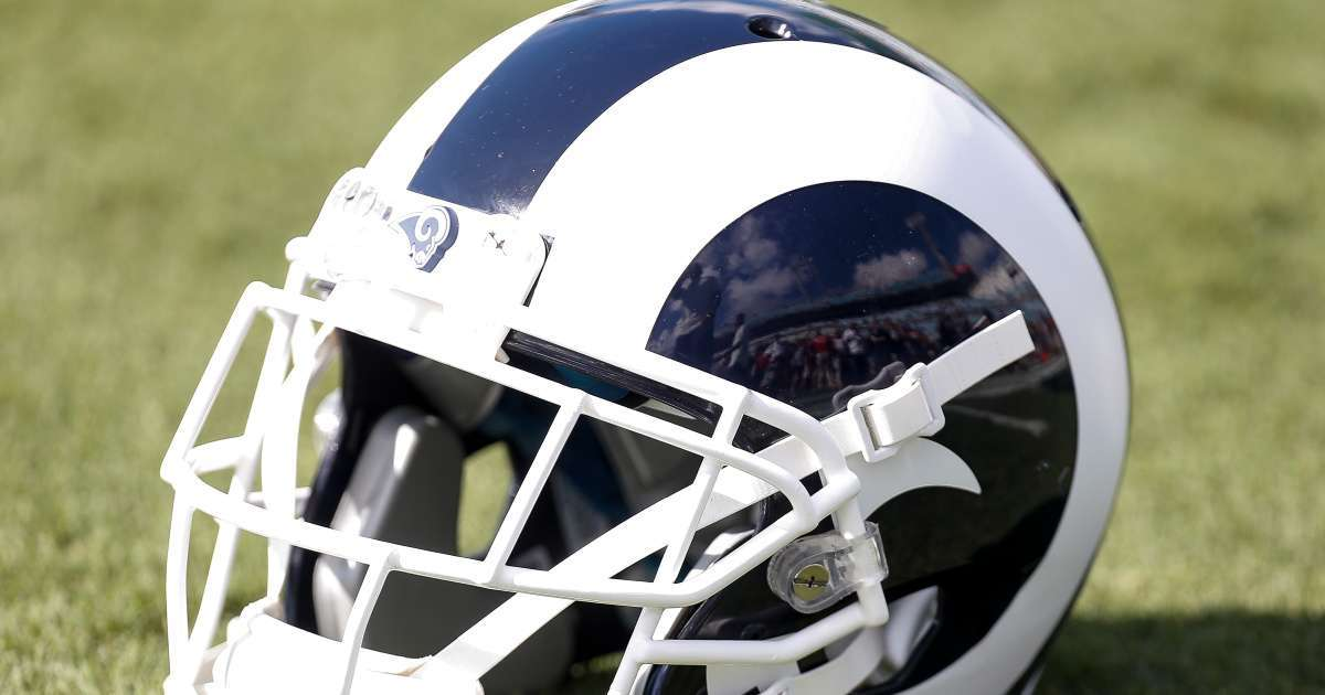 Los Angeles Rams new uniforms social media erupts