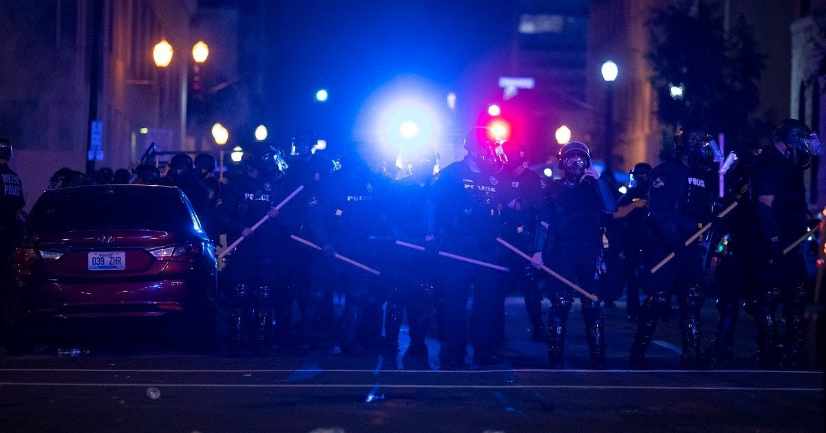 louisville-police-protest-breonna-taylor-george-floyd-getty