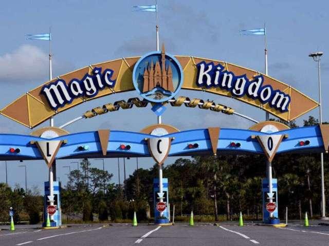 Disney World Plotting Phased Reopening