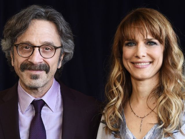 'GLOW' Star Marc Maron Calls Death of Partner Lynn Shelton 'Devastating' After Her Death at 54