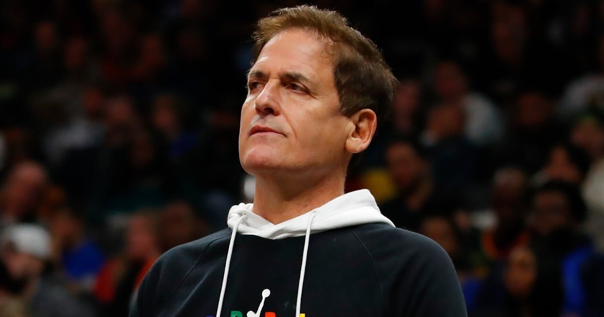 mark cuban getty images