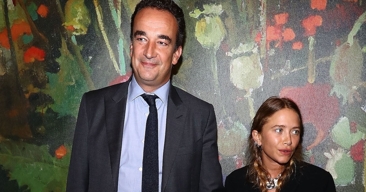Mary Kate Olsen Olivier Sarkozy