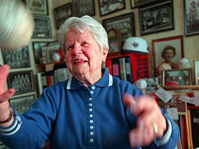 Mary Pratt, 'A League of Their Own' Inspiration, Mourned by Many After Her Death