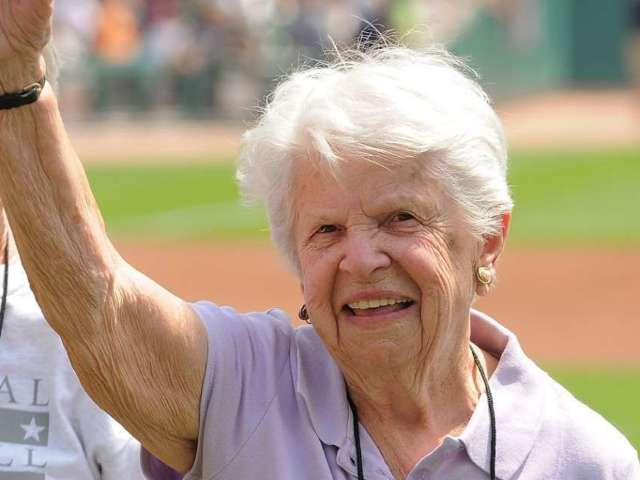 Mary Pratt, 'A League of Their Own' Inspiration, Dead at 101