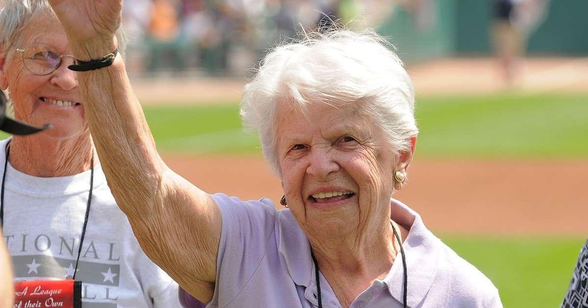 Mary Pratt a league of their own dead 101