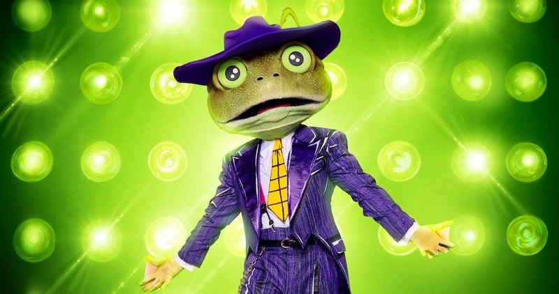 Masked-singer-frog-fox