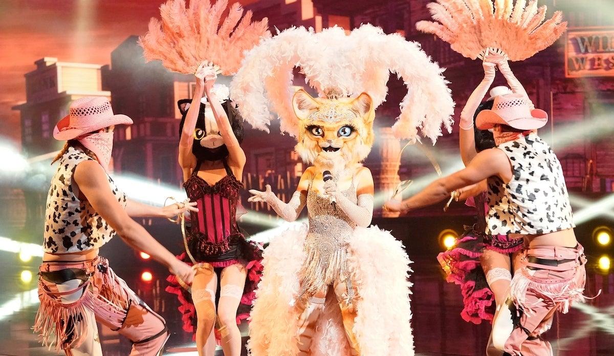 Masked Singer Jackie Evancho