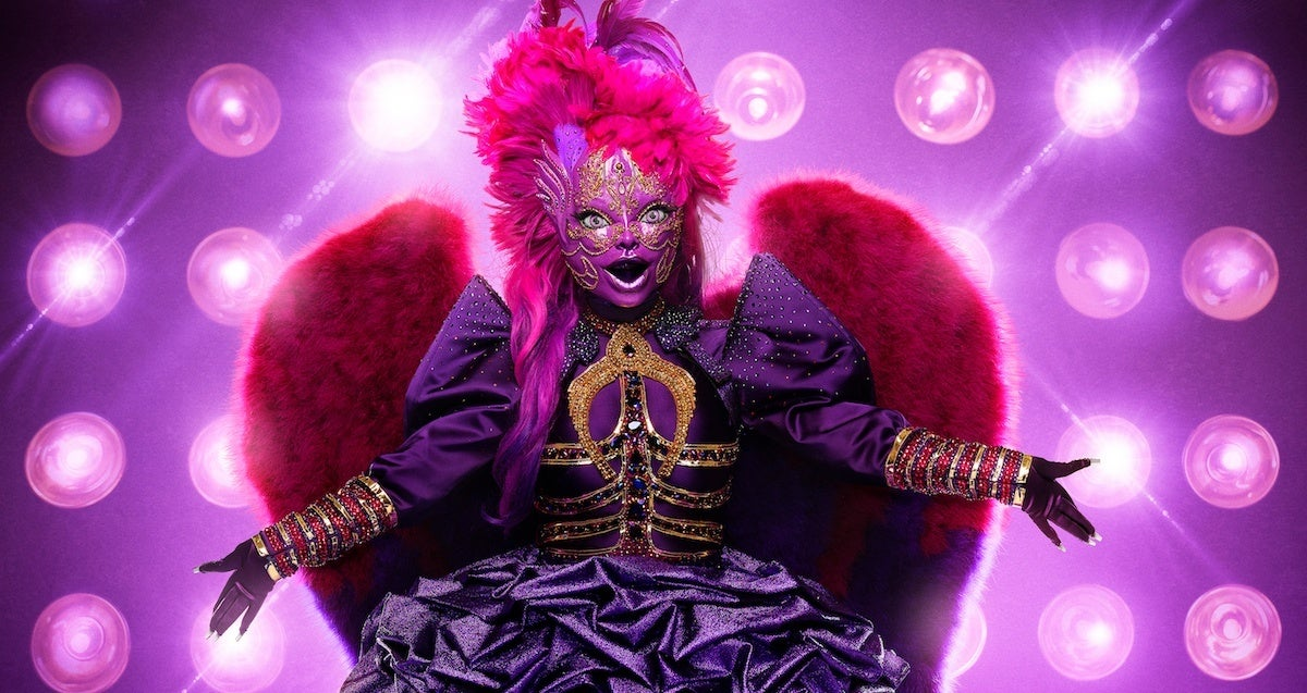 Masked-singer-Night-Angel-fox