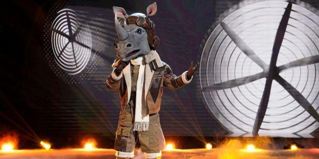 masked-singer-rhino-getty