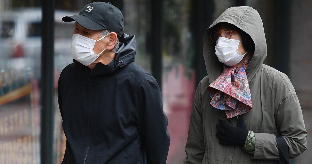 masks coronavirus getty images