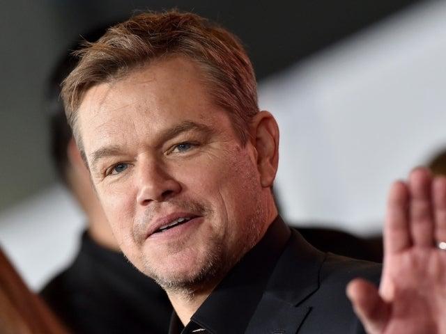 Matt Damon Reveals Daughter Contracted Coronavirus