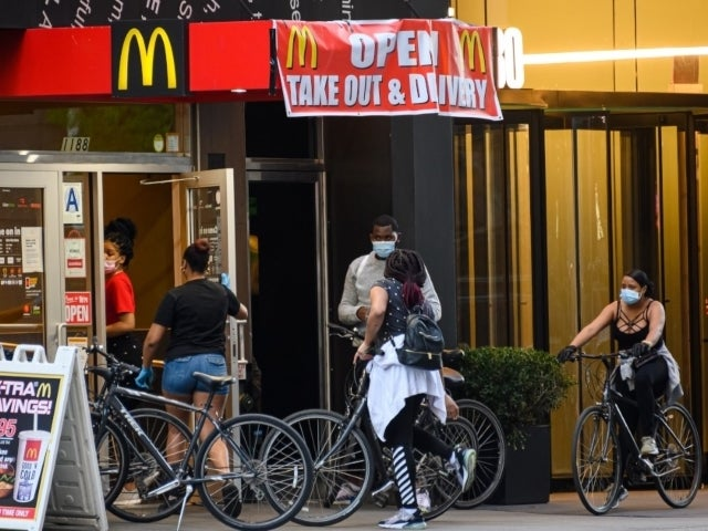 McDonald's to Require Face Masks at All US Restaurants