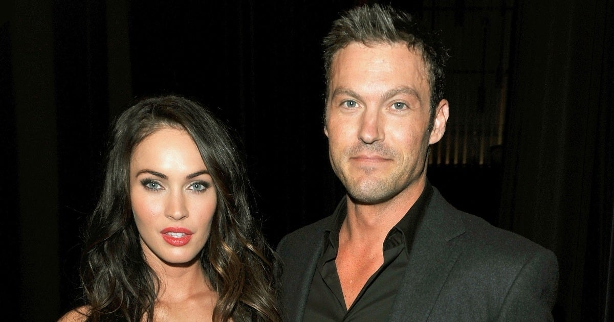 megan fox brian austin green getty images