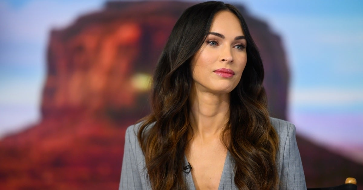 megan fox getty images