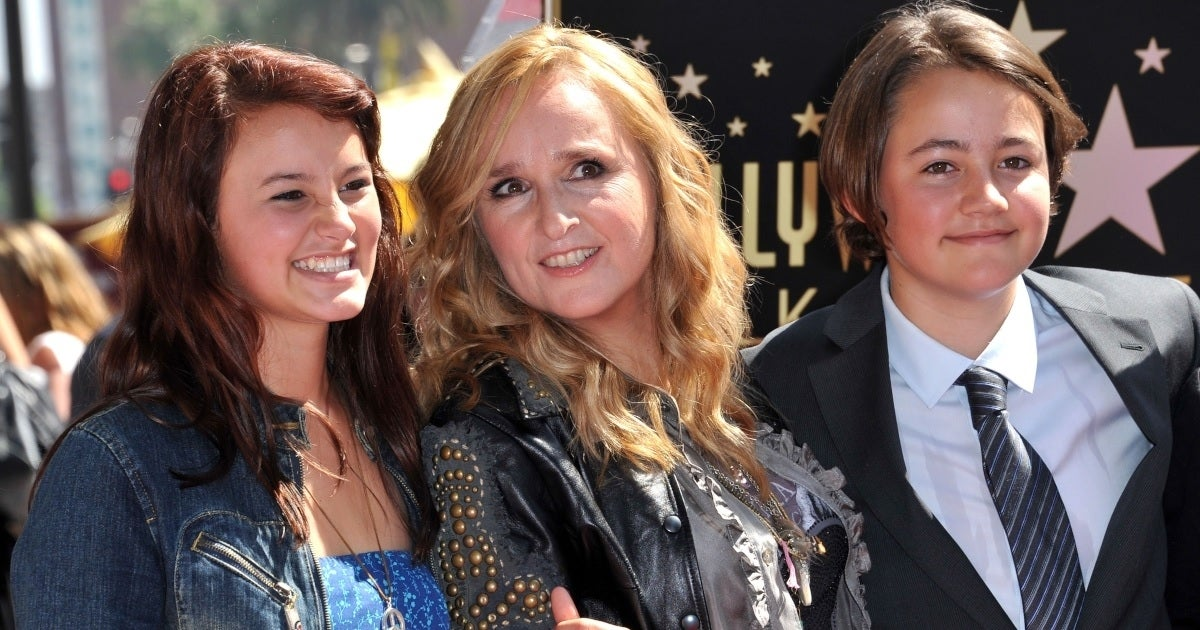 melissa etheridge children getty images