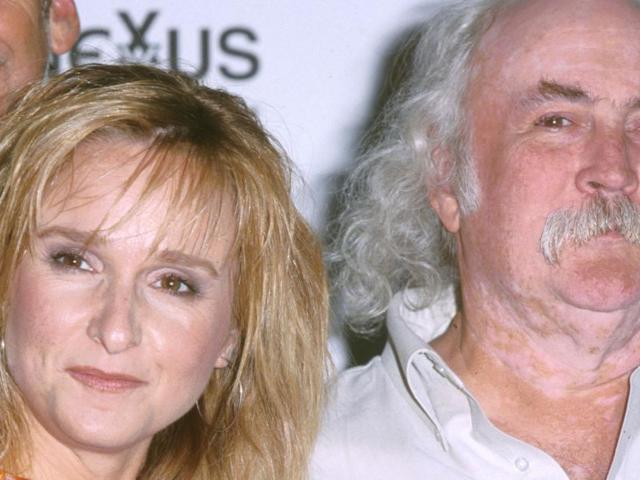Melissa Etheridge: David Crosby Speaks out on Biological Son Beckett Cypher's Death