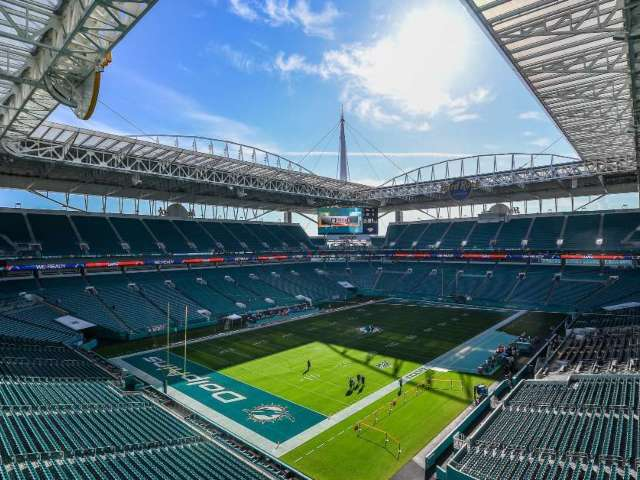 Miami Dolphins Reveal Plan to Host Games With Fans Amid Coronavirus Pandemic
