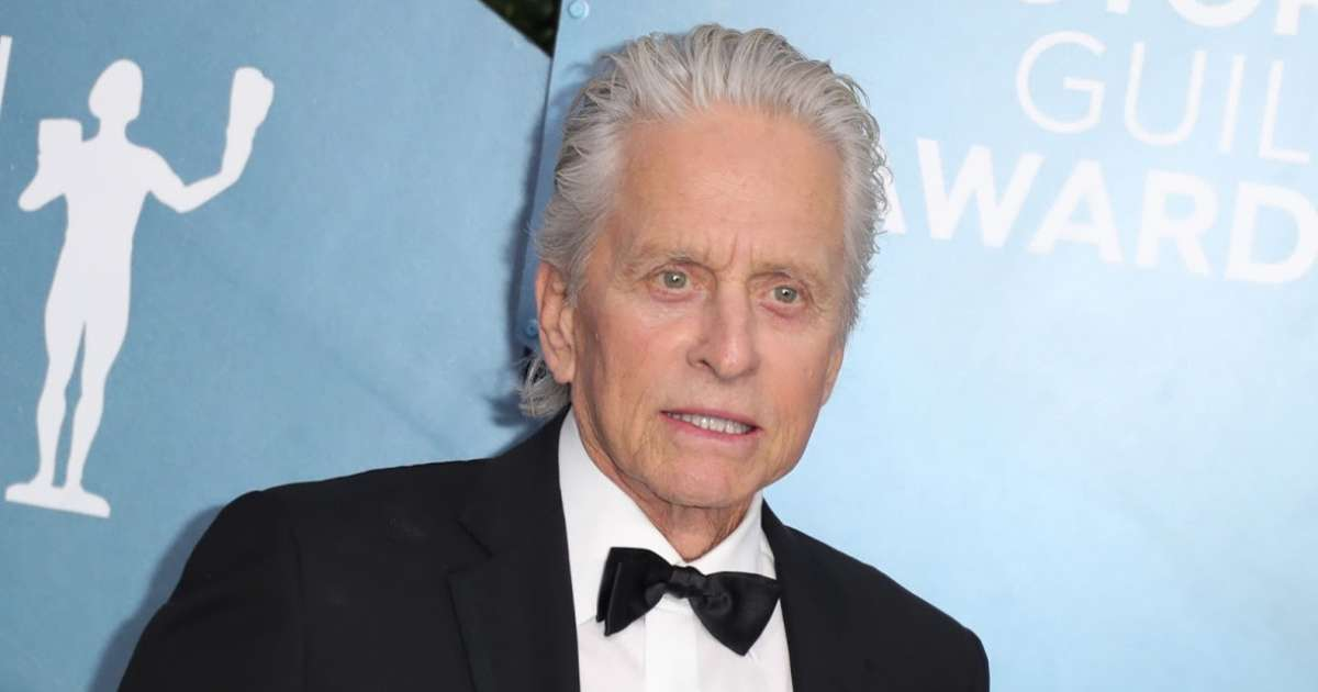 Michael Douglas Andre the Giant 74th birthday