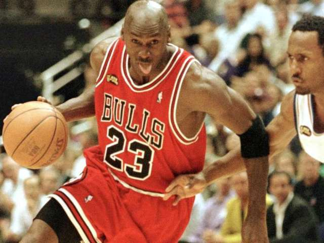 Michael Jordan Shoes From Rookie Season Sell for $560K at Auction