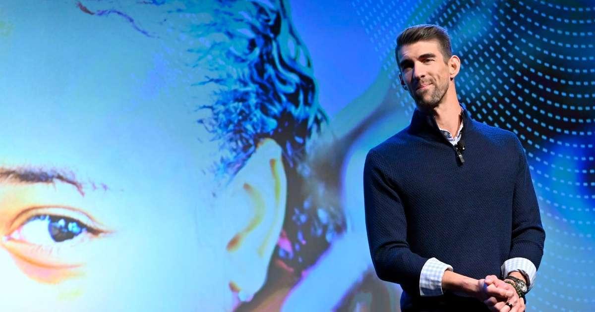 Michael Phelps mental health quarantine darkest moments