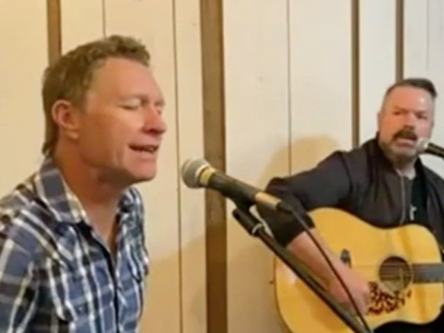 Craig Morgan Performs Gavin DeGraw's 'Soldier' on 'Today'