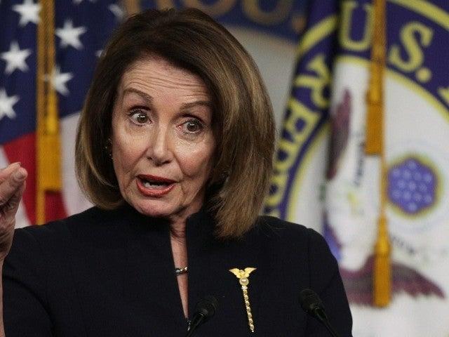 Nancy Pelosi Calls Donald Trump 'Morbidly Obese'