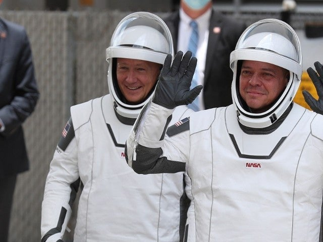 SpaceX Livestream: How to Watch Doug Hurley and Bob Behnken Return to Earth