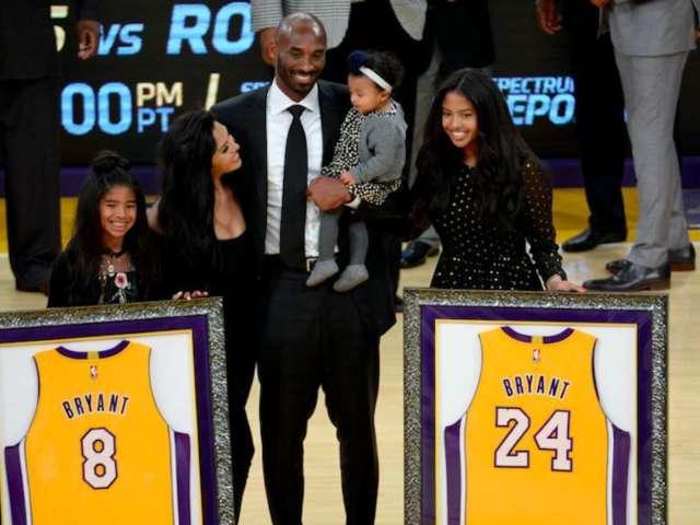 Kobe Bryant's Daughter Natalia Honors Late Baseball Coach John Altobelli Who Died in Helicopter Crash