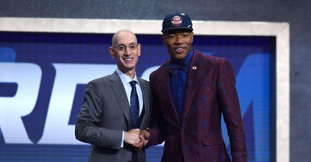 NBA postpones draft lottery combine coronavirus