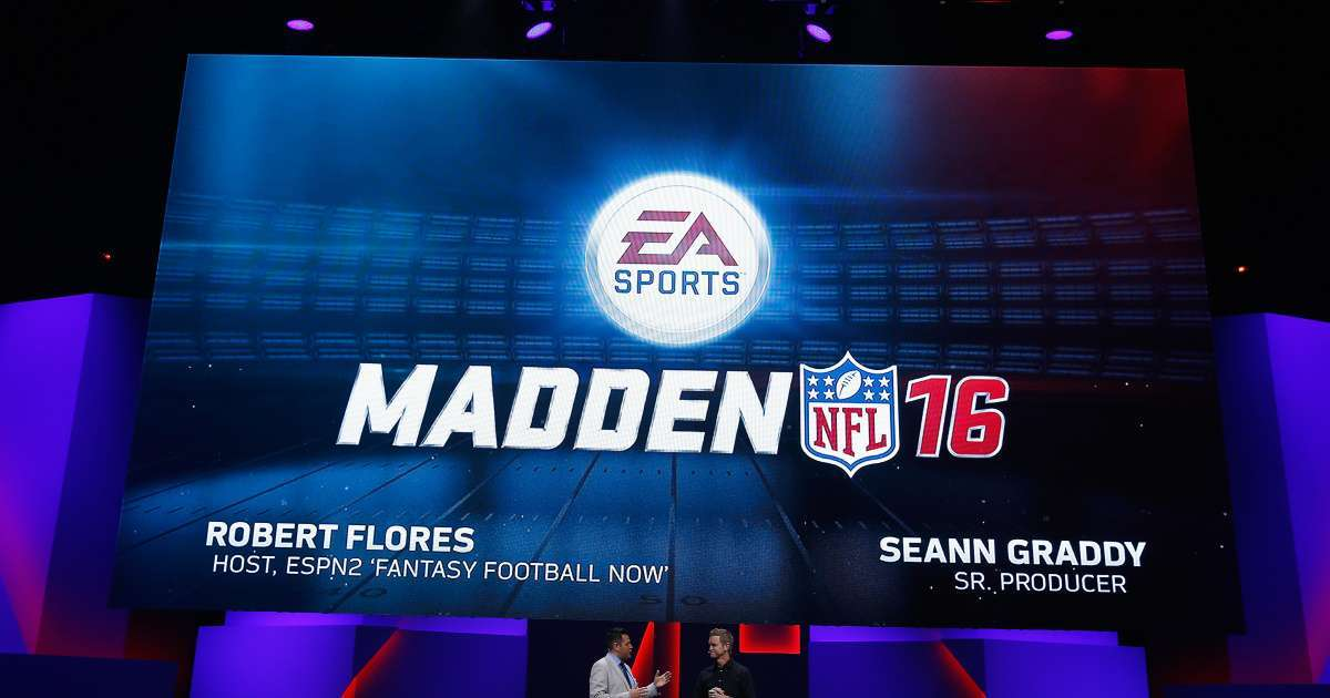 NFL EA Sports agree multi-year extension Madden video game fans angry