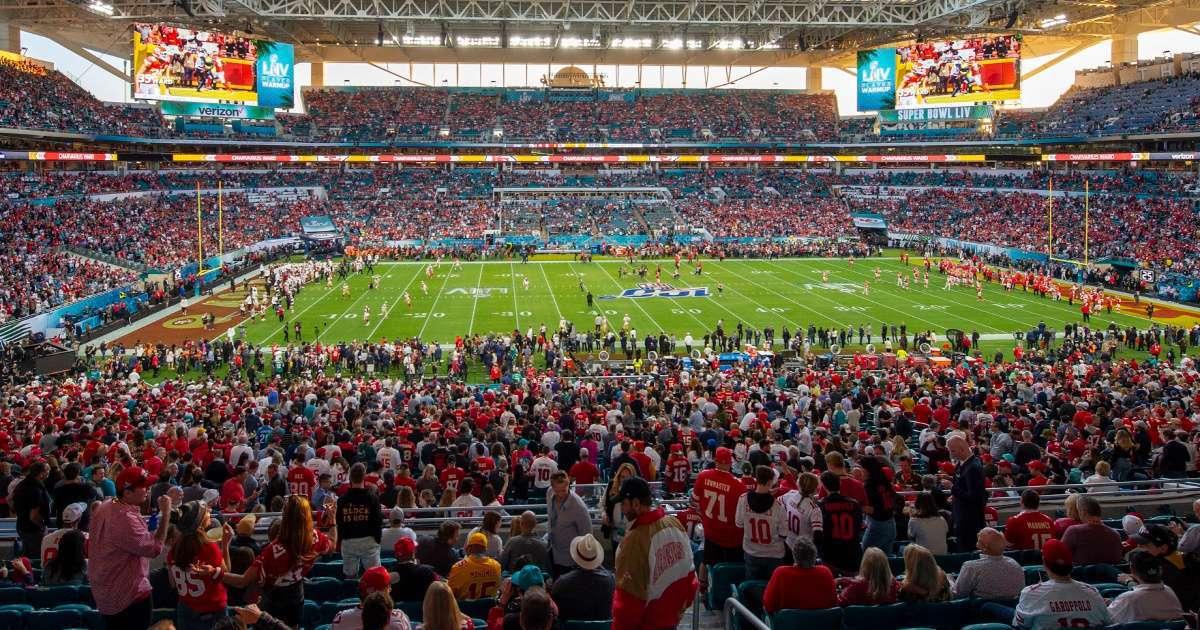 NFL plans full stadiums 2020 season beings September