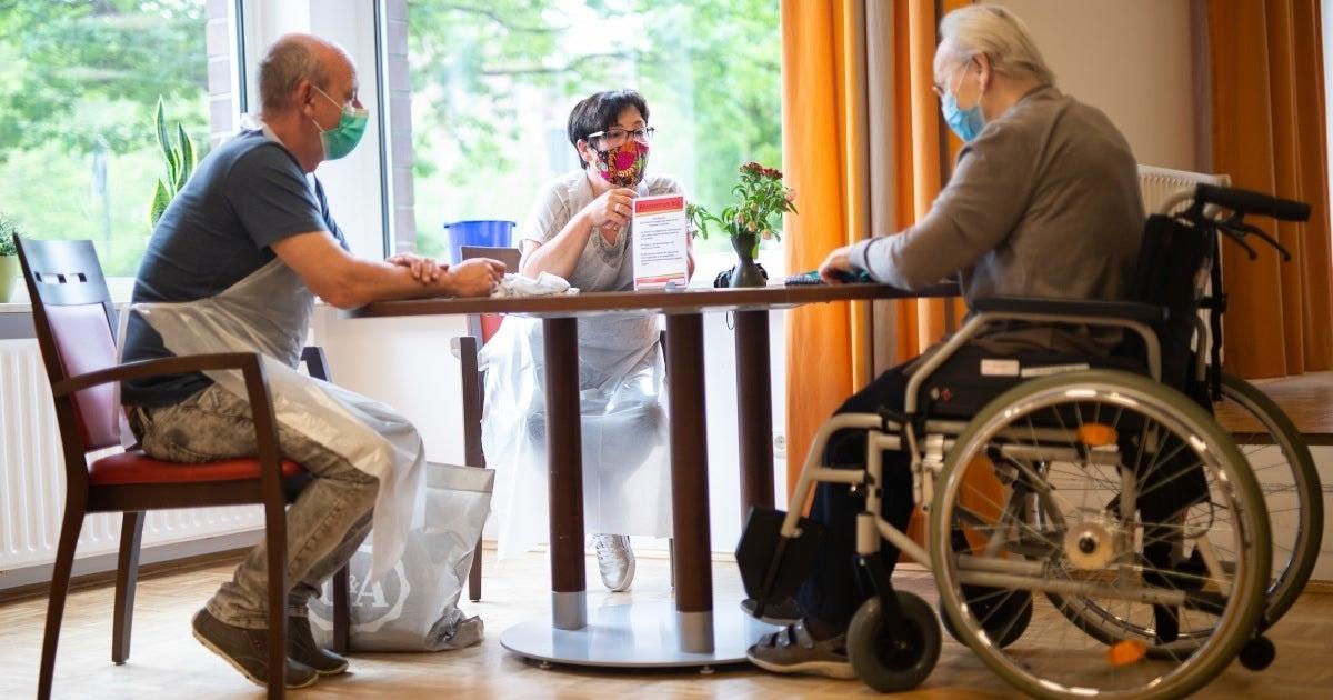 nursing home coronavirus getty images