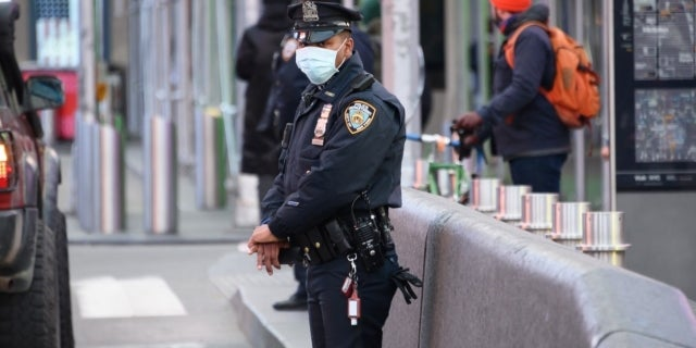 nypd coronavirus getty images