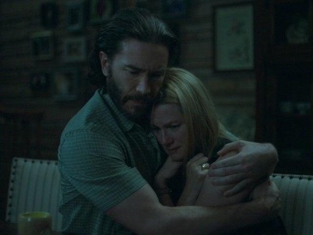 'Ozark' Star Tom Pelphrey Talks Working Opposite Laura Linney (Exclusive)