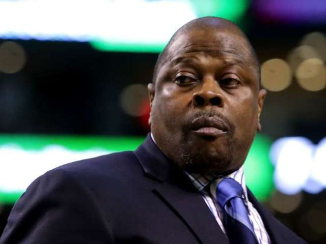 Patrick Ewing Says His 2 Olympic Gold Medals, Georgetown Championship Ring Were Stolen From Home