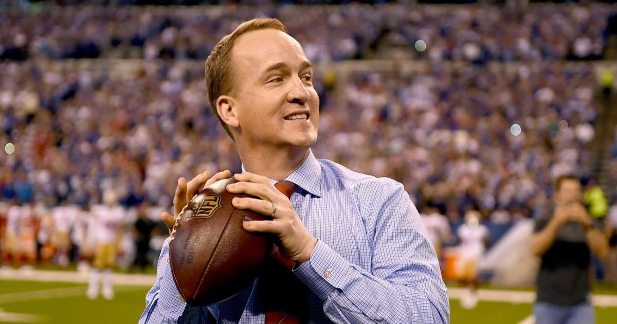 Peyton Manning hints broadcasting NFL games future