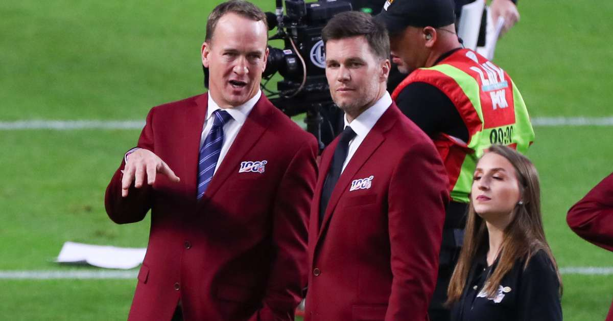 Peyton Manning roasts Tom Brady golf match announcement