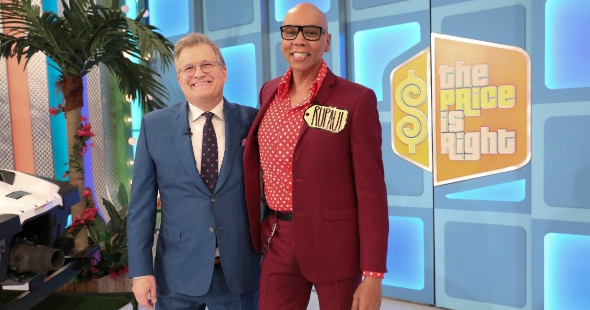 price is right rupaul cbs