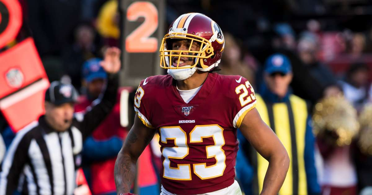 Quinton Dunbar Redskins armed robbery charges conducted interview