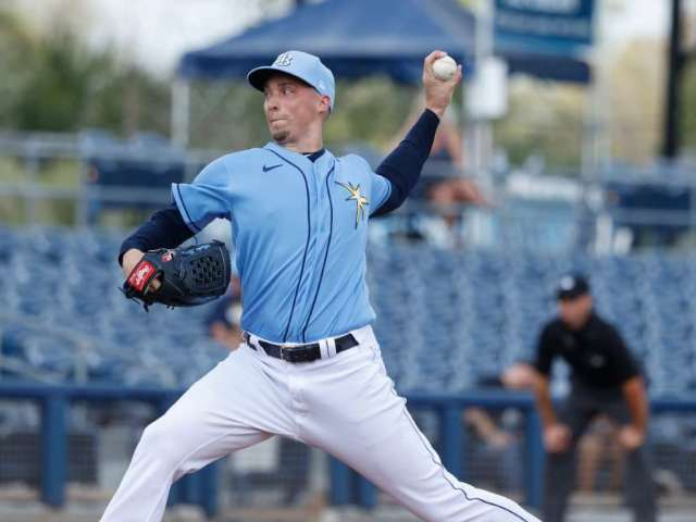 Rays Pitcher Blake Snell Refuses to Play for Reduced MLB Salary: 'I'm Risking My Life'