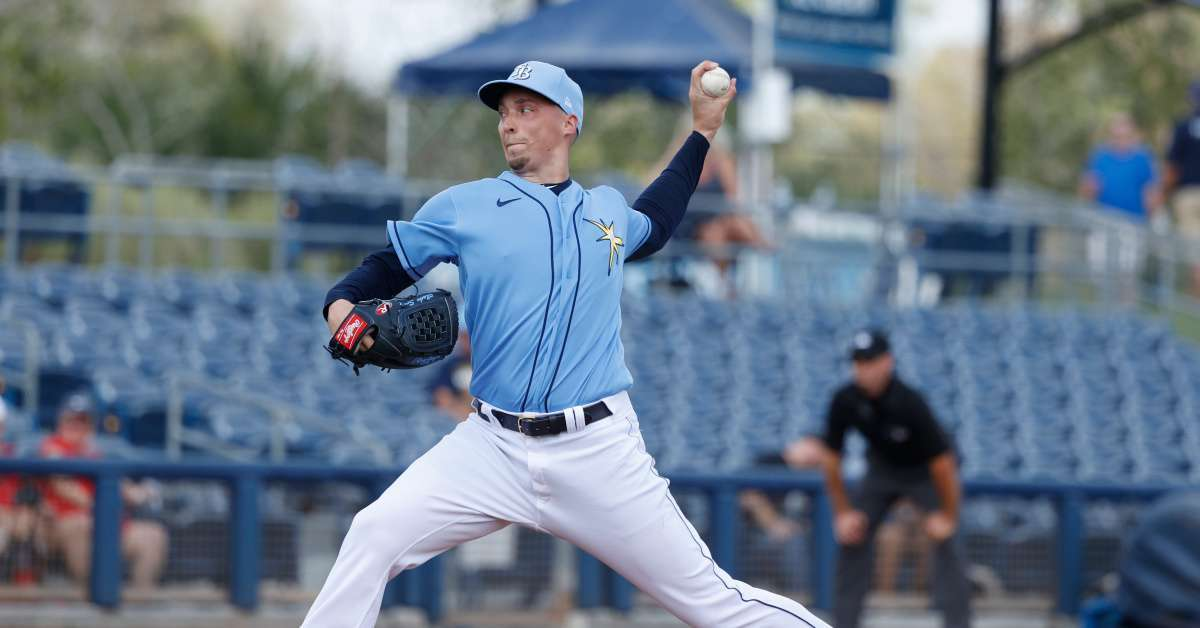 Rays Blake Snell refuses to play reduced mlb salary