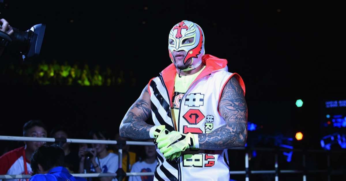 Rey Mysterio WWE future up in ar