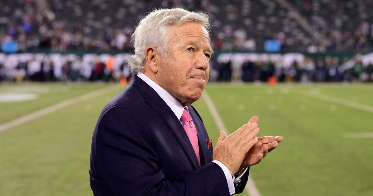 Robert Kraft Super Bowl 51 ring sells for 1M All-In Challenge