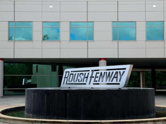 Roush Fenway Racing Pokes Fun at SpaceX 'Rain Delay'