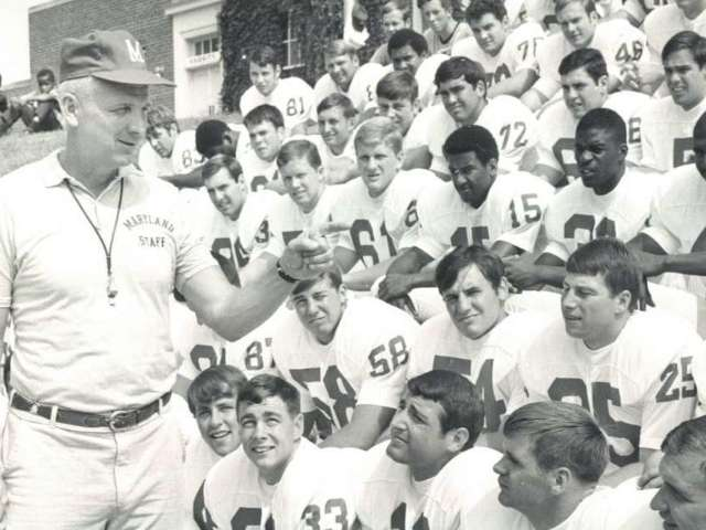 Former Maryland Football Coach Roy Lester Dies at 96 From Coronavirus