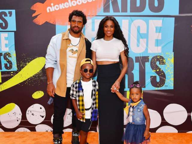 Russell Wilson Sparks Debate in Gushing Birthday Post to Wife Ciara's Son With Rapper Future