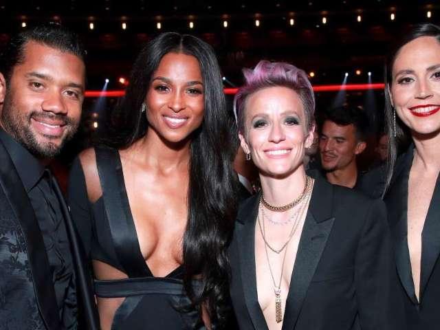 Russell Wilson, Megan Rapinoe, Sue Bird to Host Virtual ESPY Award Show