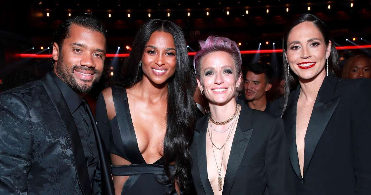 Russell Wilson, Megan Rapinoe, Sue Bird host virtual ESPY awards