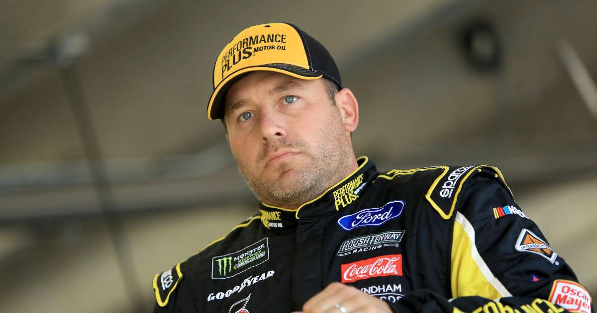 Ryan Newman NASCAR's return fans psyched