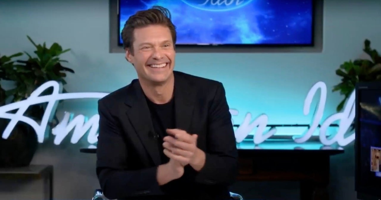 Ryan Seacrest Shares Shower Video of Himself Rehearsing for 'American Idol'.jpg